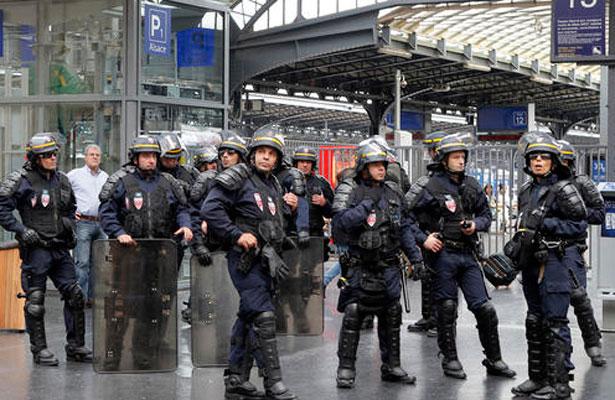 Detienen en Francia a yihadistas que preparaban atentado