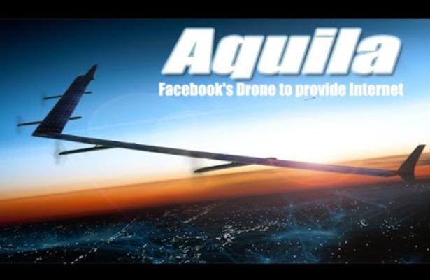 Presentan Aquila, la llave estrategica para llevar a cabo la conectividad global