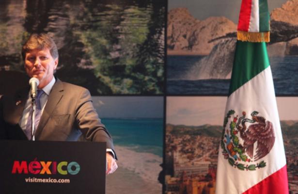 Rechaza secretario De la Madrid descenso del turismo estadunidense