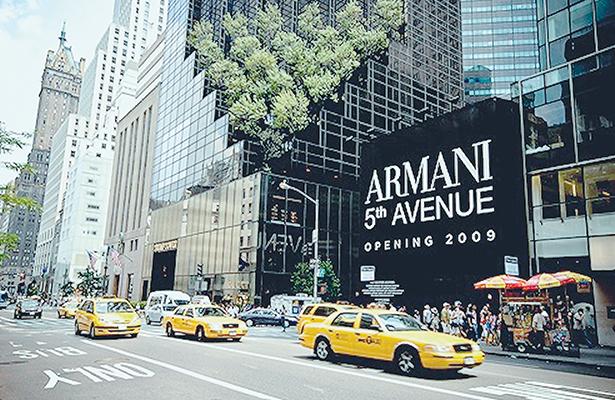 Quinta Avenida de Nueva York, la zona comercial más cara del mundo