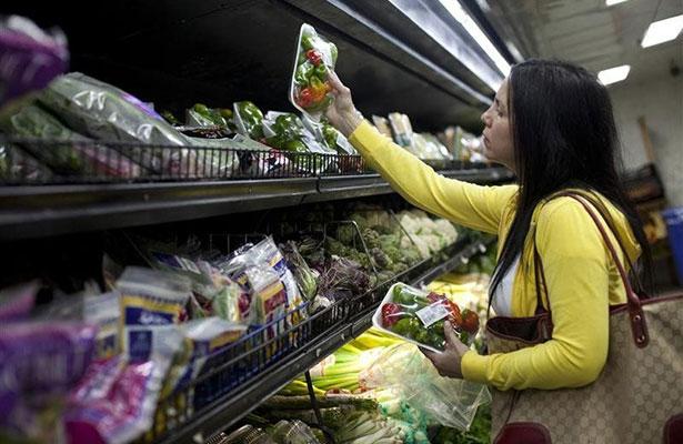 Precios al consumidor aumentan 0.77% en primera quincena de noviembre