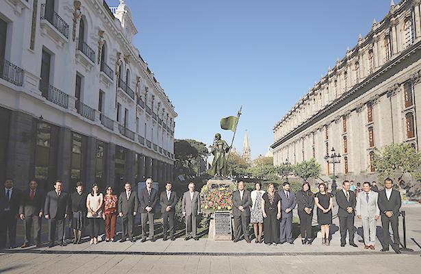 Festeja Guadalajara sus 475 años de fundación