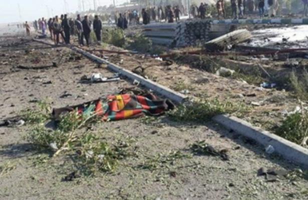 Atentado del EI al sur de Bagdad deja al menos 75 muertos
