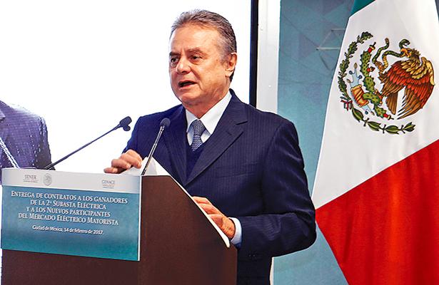 Invertirán 6.6 mmdd 34 empresas en México en generación de energías renovables hasta 2019