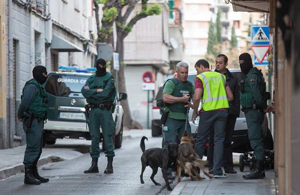 Detienen a cuatro vinculados por Estado Islámico en España