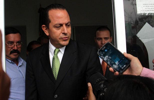 Vinculan a proceso a exsecretario de Seguridad Pública de Veracruz