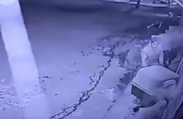 ¡Hasta a los perros son asaltados! Ladrones despojan a uno de su casa