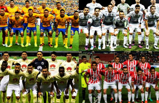Definen fechas y horarios de semifinales del Apertura 2016