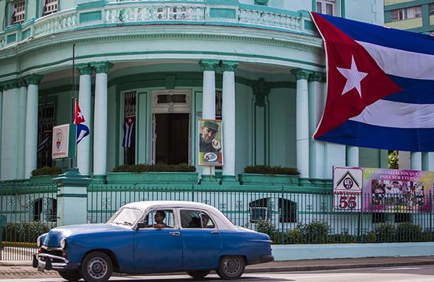 Embajada de Cuba en México lamenta muerte de Fidel Castro