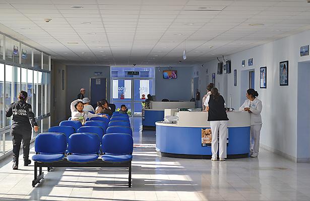 """""""Blindan"""" en Guanajuato proyectos de salud ante recorte"""