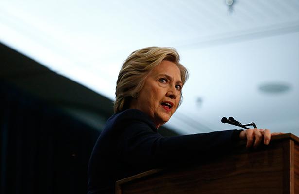 Hillary Clinton supera a Trump con dos millones de votos
