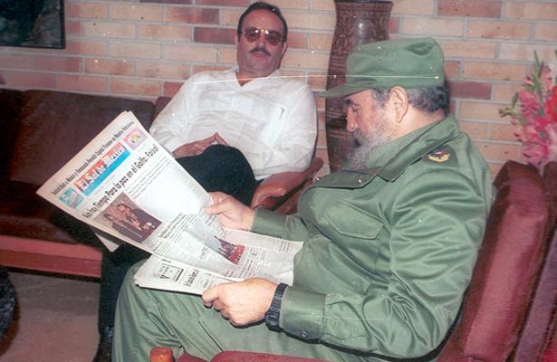 Muere Fidel Castro, el padre de la revolución cubana