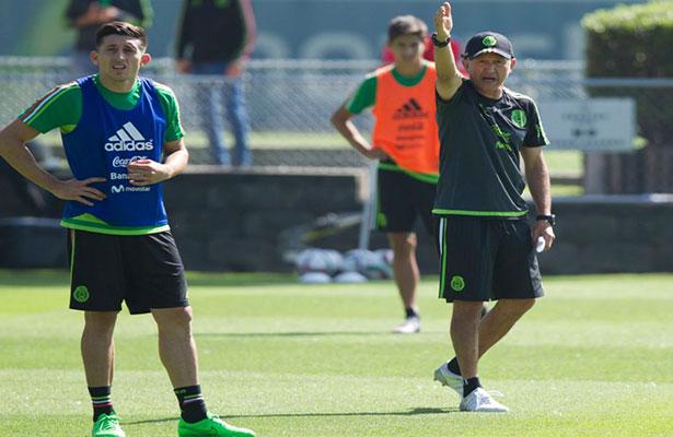 Osorio no descarta que el Tricolor salga del Azteca