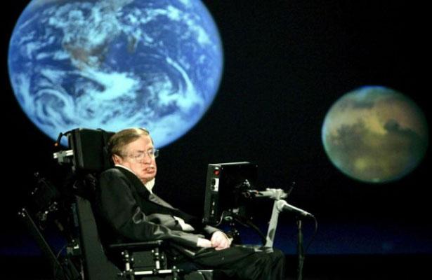Ilógico preguntar qué había antes del Big Bang, dice Stephen Hawking