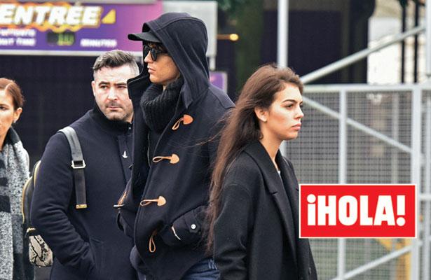 Cristiano Ronaldo se deja ver con… ¿nueva novia?
