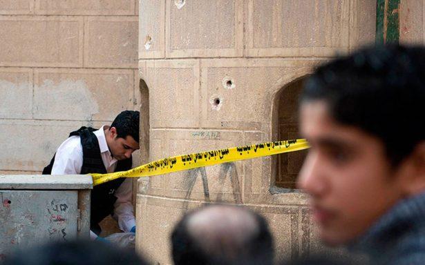 Estado Islámico reivindica el ataque contra iglesia copta de El Cairo