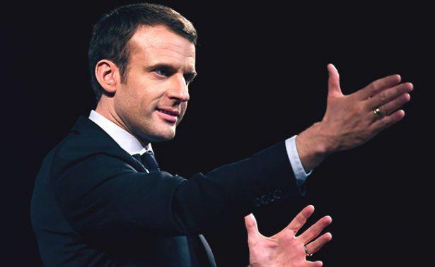 Macron se perfila como favorito para ganar la Presidencia francesa