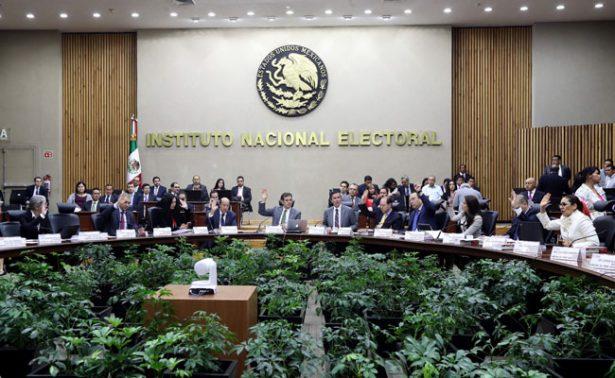 INE presentó la nueva división electoral para comicios de 2018