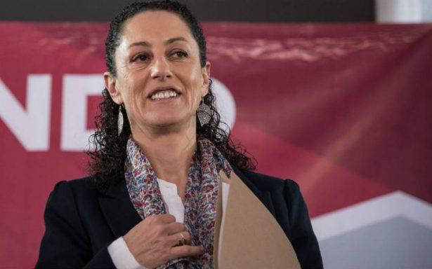 Sheinbaum dejará Tlalpan el próximo martes en busca de candidatura de Morena