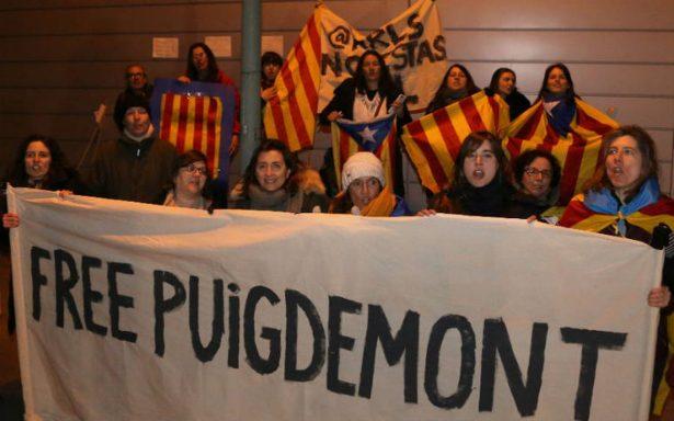 Justicia alemana inicia trámites para extradición de Puigdemont