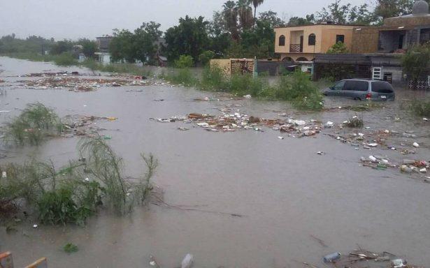 Tormenta dejó caos, inundaciones y muerte en Reynosa