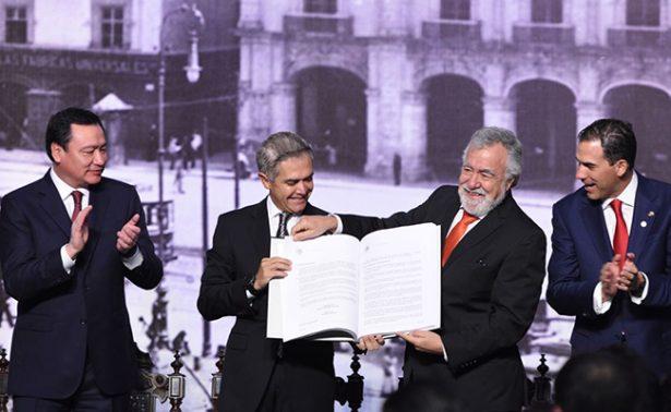 Constitución de la CDMX suma seis impugnaciones