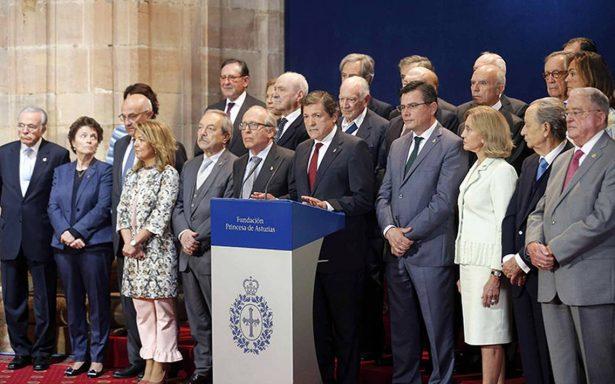 La oceanógrafa Sylvia Earle obtiene el Premio Princesa de Asturias