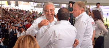 Alejandro Vera declina candidatura a favor de Cuauhtémoc Blanco para gobierno de Morelos