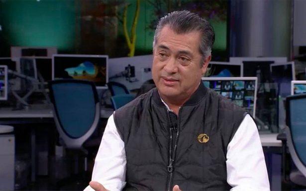 No usé el dinero del gobierno de Nuevo León para recolectar firmas: El Bronco