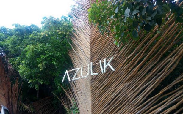 Romance natural en Tulum