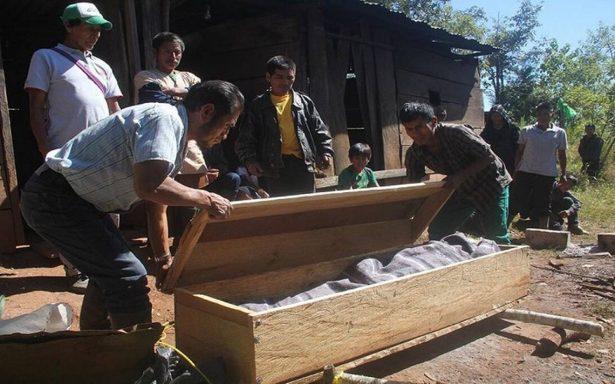 Estos son los rostros de los desplazados de Chiapas que han muerto