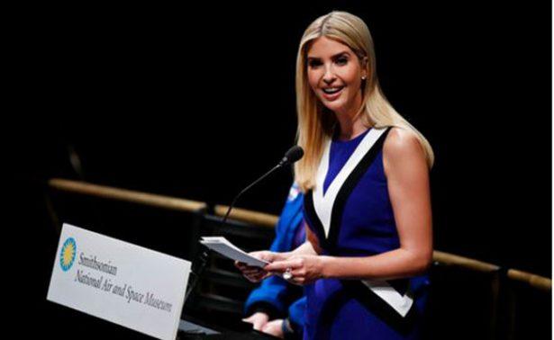 Ivanka Trump será empleada oficial de la Casa Blanca