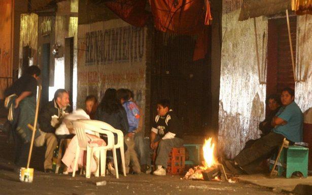 ¡Evita las fogatas! reportan mala calidad de aire en el Valle de México