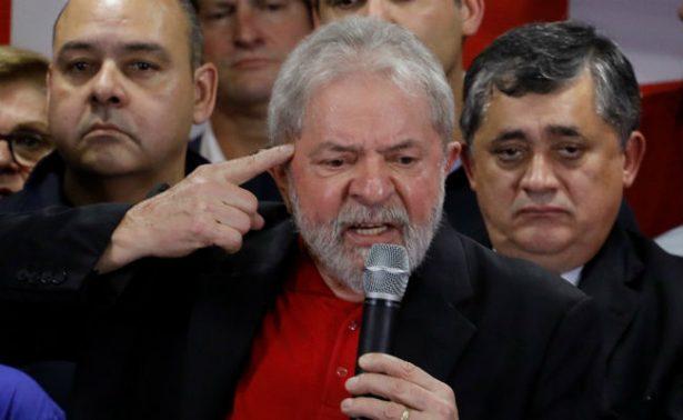 Pese a condena, Lula da Silva está dispuesto a ser candidato presidencial