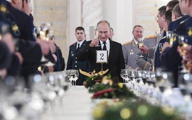 "Vladimir Putin ordena ""liquidar sobre el terreno"" a terroristas"