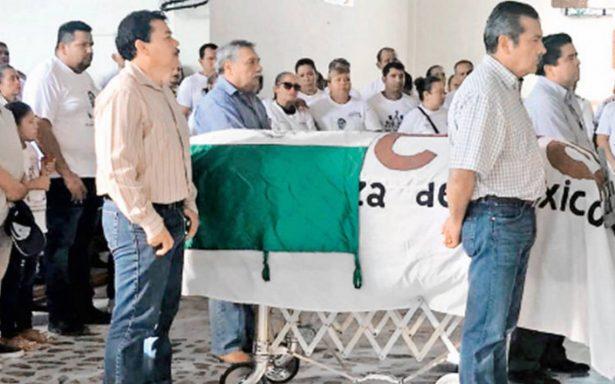 Silvano Aureoles en Tierra Caliente; promete reforzar seguridad
