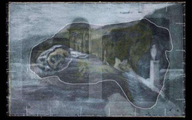 Rayos X revelan pintura oculta en un cuadro de Picasso