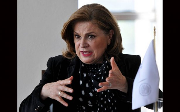 Entrevista: Designar al Auditor Superior de la Federación es prioridad, asegura Arely Gómez
