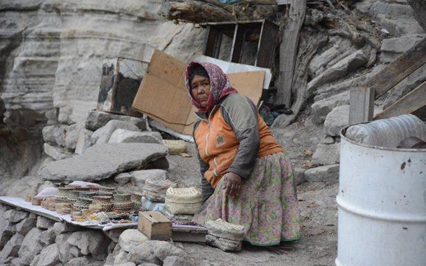 Taraumaras enfrentan crisis alimentaria