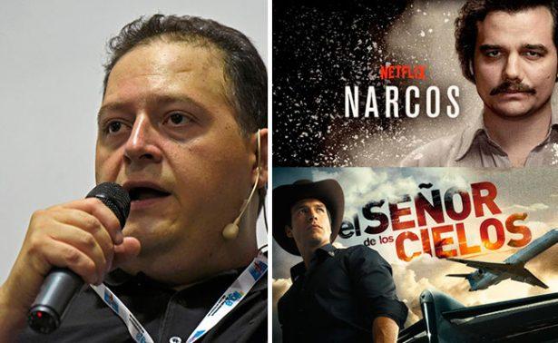 Por series, el sueño de jóvenes es ser narcotraficante: hijo de Pablo Escobar