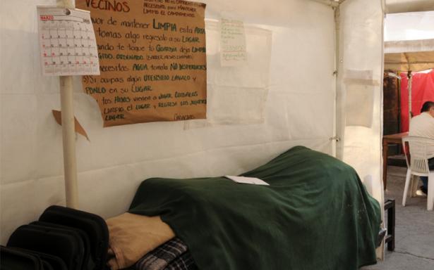 Damnificados del sismo 19-S, de albergue en albergue para sobrevivir