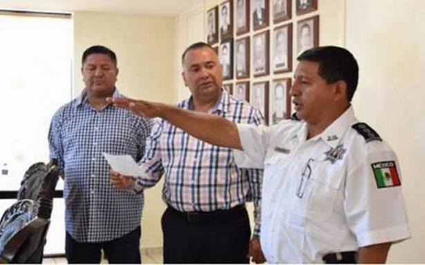Hallan en fosa clandestina a jefe policiaco de Sinaloa