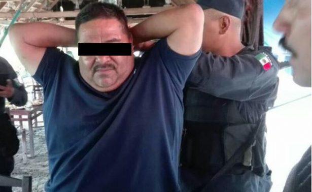 """Capturan Sedena y SSP al líder criminal """"El Chanda"""" en Michoacán"""