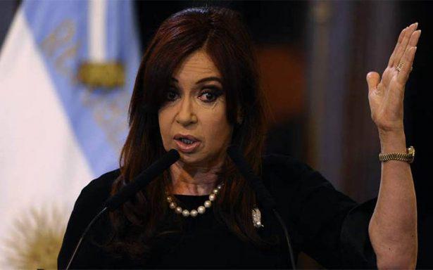 Cristina Fernández de Kirchner presenta escrito en causa por corrupción