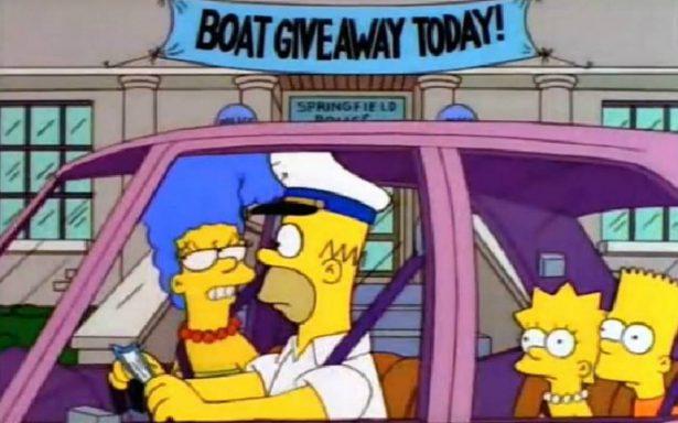 Gracias a capítulo de Los Simpson ¡detienen a 21 delincuentes!