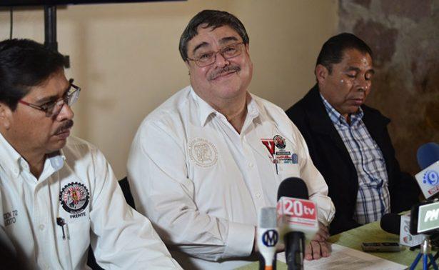Denuncian mineros de Zacatecas amenazas