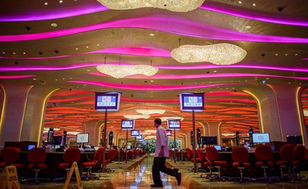 Reviven los casinos de Macao