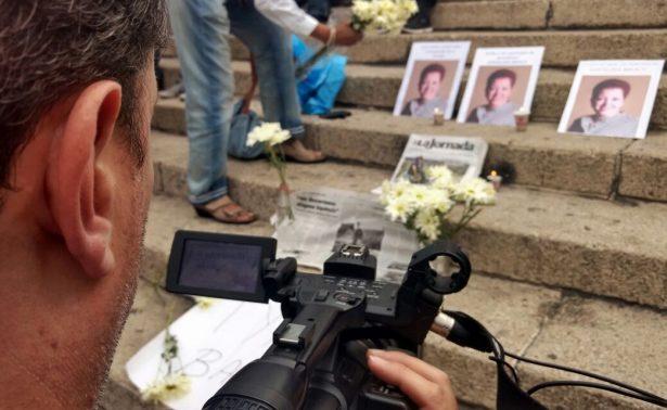 Proponen crear fondo de protección a periodistas