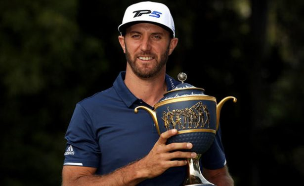 Dustin Johnson se corona en el World Golf Championships México 2017