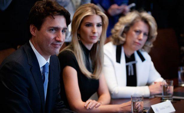 Trudeau invita a Ivanka Trump a ver musical de Broadway